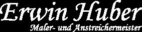 Erwin Huber e.U. - Logo